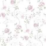 Vintage Roses Wallpaper G45329 By Galerie